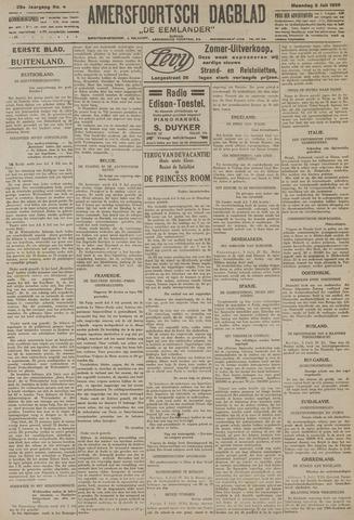 Amersfoortsch Dagblad / De Eemlander 1926-07-05
