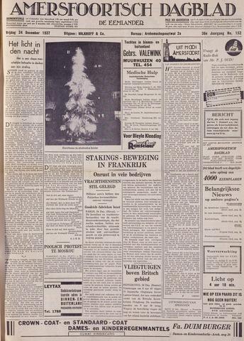 Amersfoortsch Dagblad / De Eemlander 1937-12-24