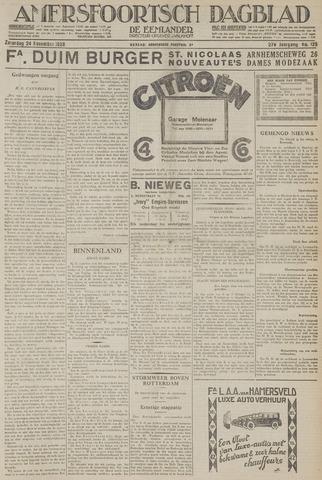 Amersfoortsch Dagblad / De Eemlander 1928-11-24