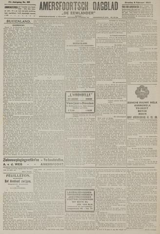 Amersfoortsch Dagblad / De Eemlander 1923-02-06