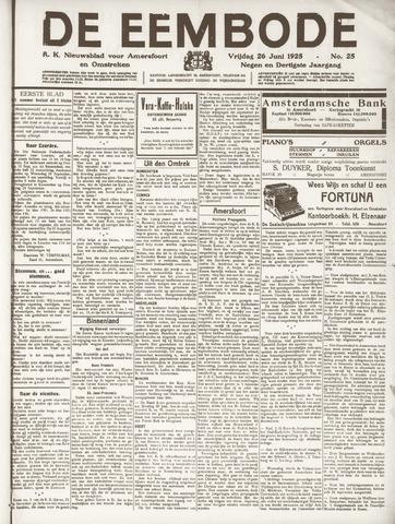 De Eembode 1925-06-26