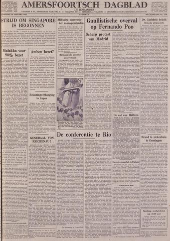 Amersfoortsch Dagblad / De Eemlander 1942-01-19