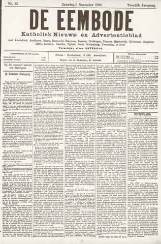 De Eembode 1898-11-05