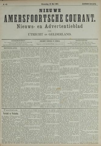Nieuwe Amersfoortsche Courant 1887-05-25