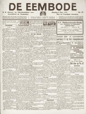 De Eembode 1927-12-06