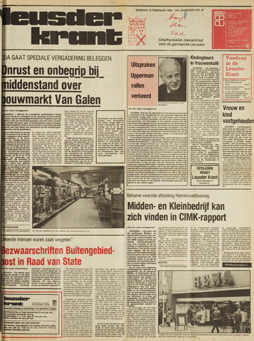 Leusder Krant 1982-02-16
