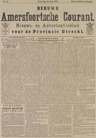 Nieuwe Amersfoortsche Courant 1904-06-22