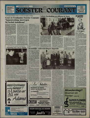 Soester Courant 1987-05-06