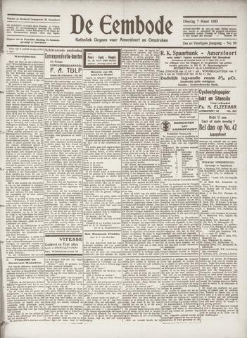 De Eembode 1933-03-07