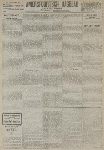 Amersfoortsch Dagblad / De Eemlander 1919-10-08