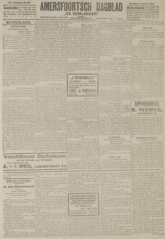 Amersfoortsch Dagblad / De Eemlander 1923-01-09