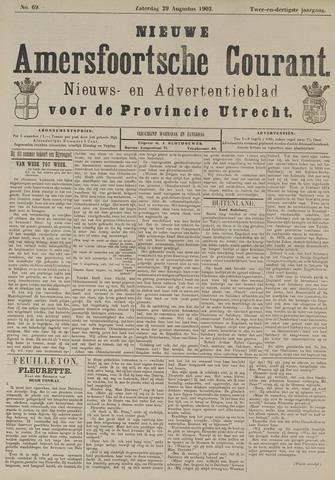 Nieuwe Amersfoortsche Courant 1903-08-29