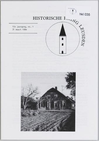 Historische Kring Leusden 1994