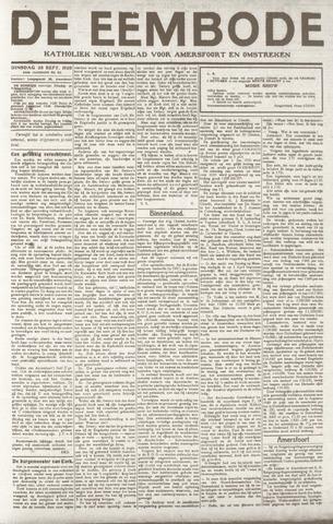 De Eembode 1920-09-28