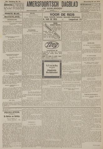 Amersfoortsch Dagblad / De Eemlander 1926-07-28