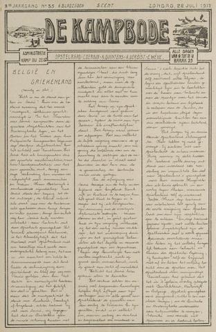 De Kampbode 1917-07-22