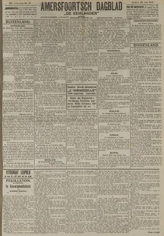Amersfoortsch Dagblad / De Eemlander 1923-07-20