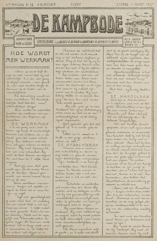 De Kampbode 1917-03-04