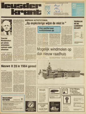 Leusder Krant 1981-01-29