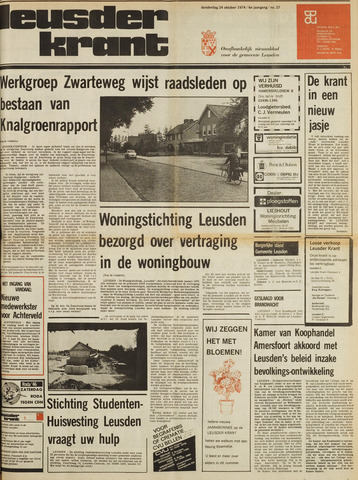Leusder Krant 1974-10-24