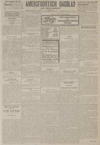Amersfoortsch Dagblad / De Eemlander 1925-12-17