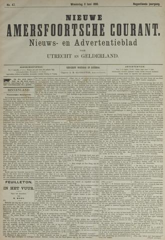 Nieuwe Amersfoortsche Courant 1890-06-11