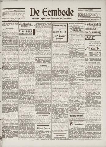 De Eembode 1934-03-02