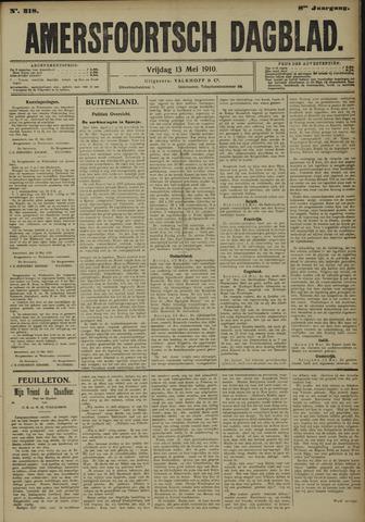 Amersfoortsch Dagblad 1910-05-13