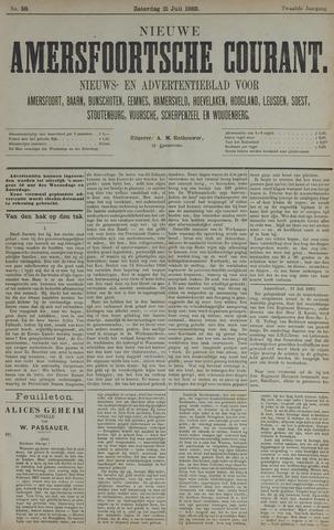 Nieuwe Amersfoortsche Courant 1883-07-21