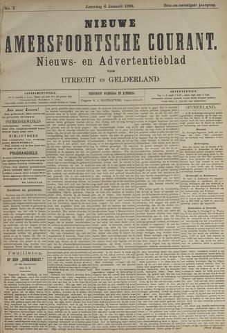 Nieuwe Amersfoortsche Courant 1894-01-06