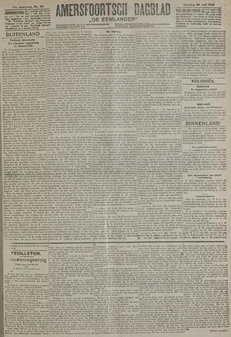 Amersfoortsch Dagblad / De Eemlander 1918-07-30