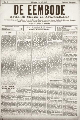 De Eembode 1893-04-08