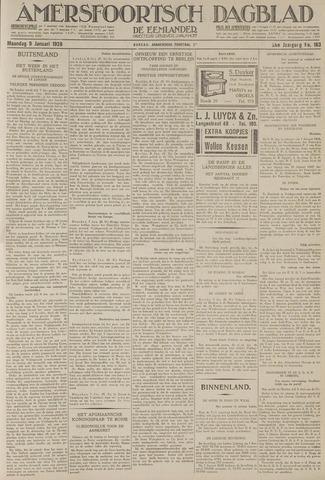 Amersfoortsch Dagblad / De Eemlander 1928-01-09