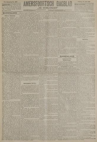 Amersfoortsch Dagblad / De Eemlander 1919-06-13