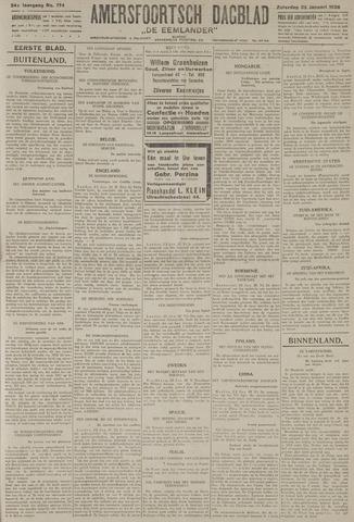Amersfoortsch Dagblad / De Eemlander 1926-01-23