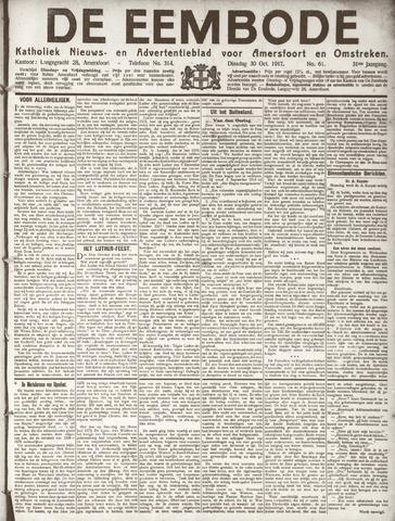 De Eembode 1917-10-30