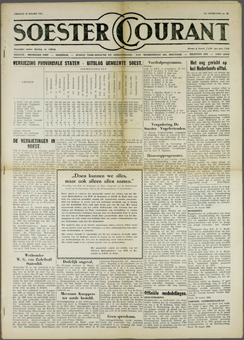 Soester Courant 1962-03-30
