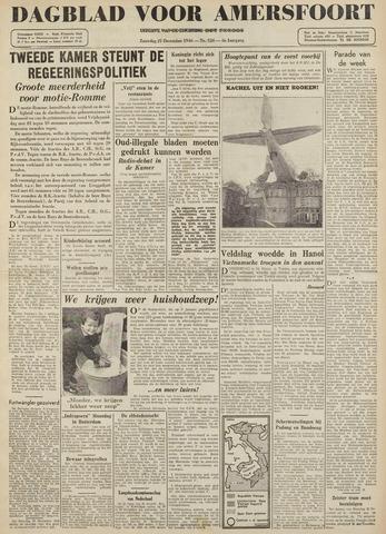 Dagblad voor Amersfoort 1946-12-21