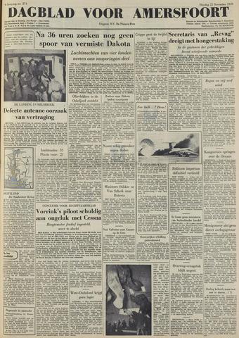 Dagblad voor Amersfoort 1949-11-22