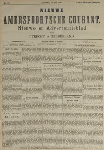 Nieuwe Amersfoortsche Courant 1895-05-25