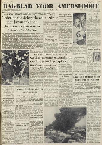 Dagblad voor Amersfoort 1951-09-07