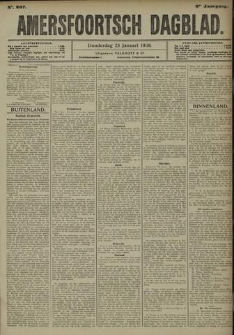 Amersfoortsch Dagblad 1908-01-23
