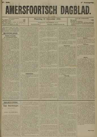 Amersfoortsch Dagblad 1902-12-22