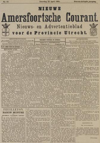 Nieuwe Amersfoortsche Courant 1904-04-23
