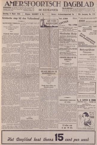 Amersfoortsch Dagblad / De Eemlander 1935-03-09