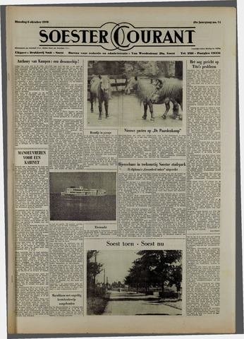 Soester Courant 1970-10-06