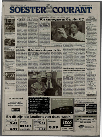 Soester Courant 2004-03-31