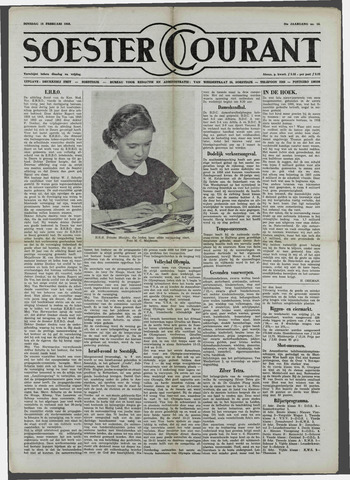 Soester Courant 1958-02-18