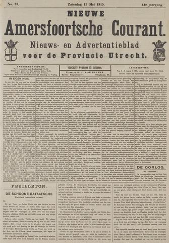 Nieuwe Amersfoortsche Courant 1915-05-15