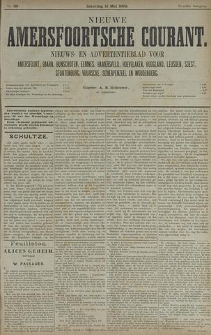 Nieuwe Amersfoortsche Courant 1883-05-12